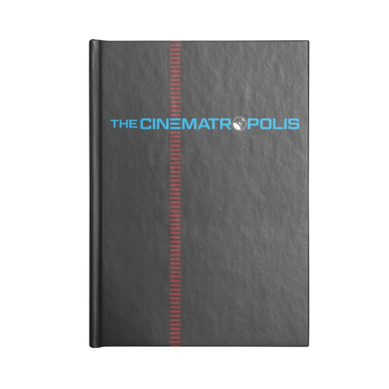 The Cinematropolis DOT COM Accessories Notebook by Planet Thunder Shop Stop