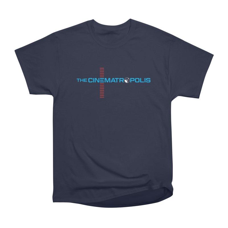 The Cinematropolis DOT COM Women's Heavyweight Unisex T-Shirt by Planet Thunder Shop Stop