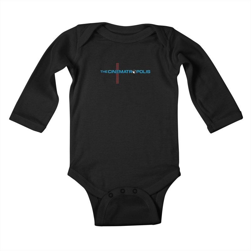 The Cinematropolis DOT COM Kids Baby Longsleeve Bodysuit by Planet Thunder Shop Stop