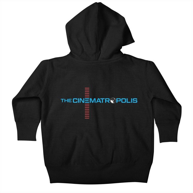 The Cinematropolis DOT COM Kids Baby Zip-Up Hoody by Planet Thunder Shop Stop
