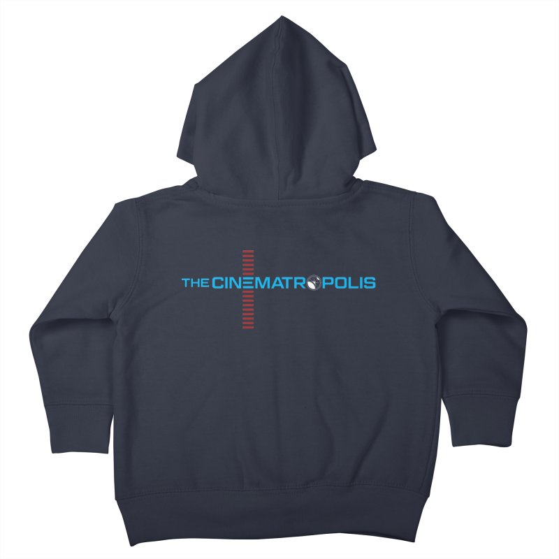 The Cinematropolis DOT COM Kids Toddler Zip-Up Hoody by Planet Thunder Shop Stop