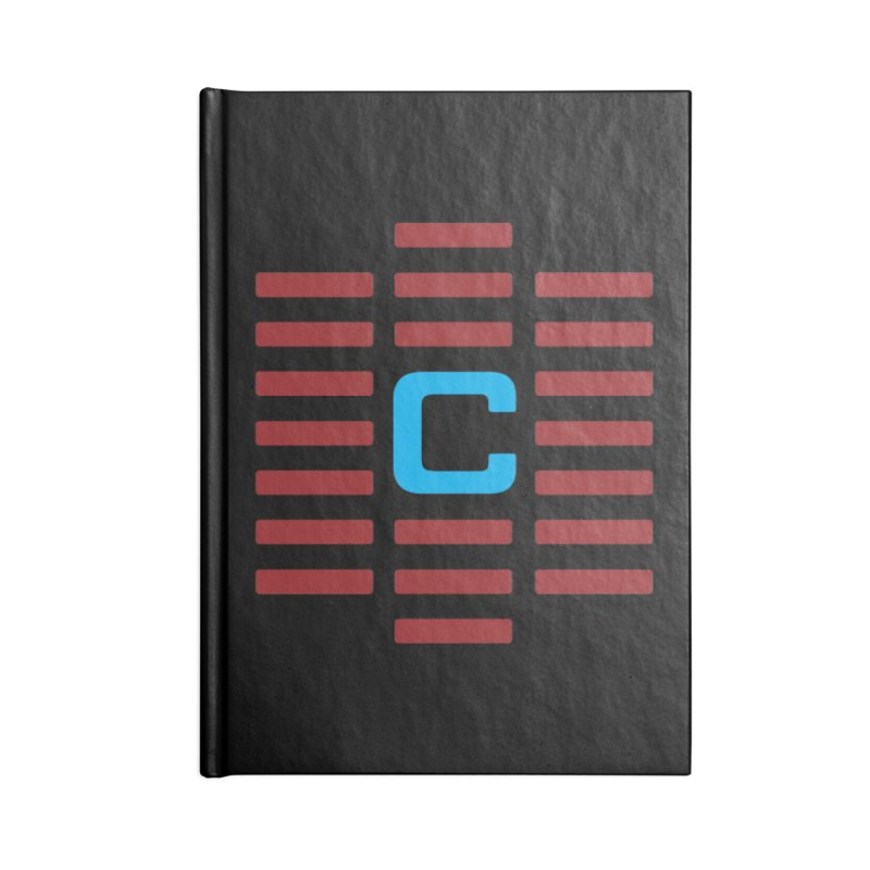 The Cinematropolis C Accessories Lined Journal Notebook by Planet Thunder Shop Stop