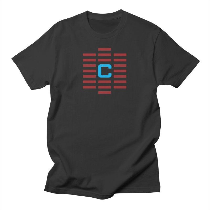 The Cinematropolis C Men's T-Shirt by Planet Thunder Shop Stop