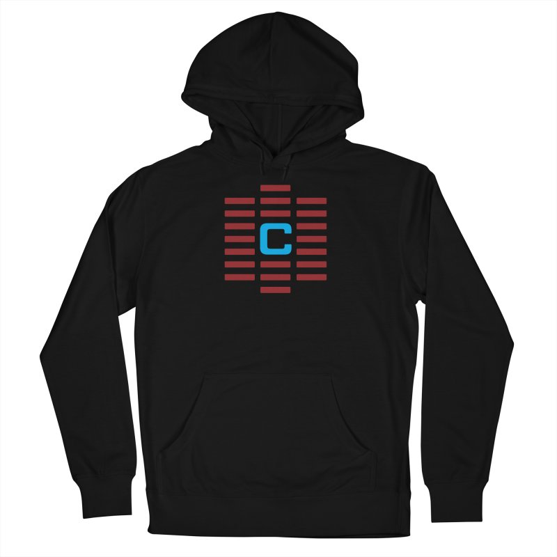The Cinematropolis C Men's French Terry Pullover Hoody by Planet Thunder Shop Stop