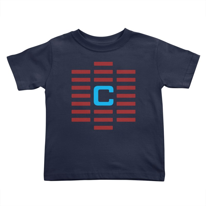 The Cinematropolis C Kids Toddler T-Shirt by Planet Thunder Shop Stop