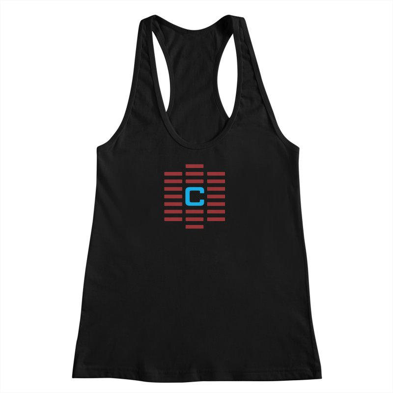 The Cinematropolis C Women's Racerback Tank by Planet Thunder Shop Stop