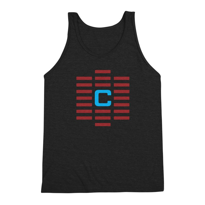 The Cinematropolis C Men's Triblend Tank by Planet Thunder Shop Stop