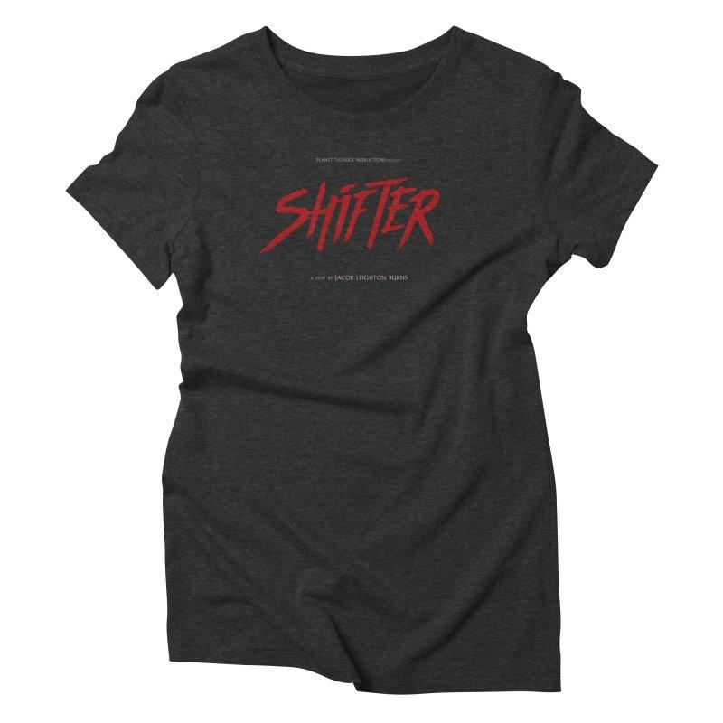 Shifter PreShirt Women's Triblend T-Shirt by Planet Thunder Shop Stop