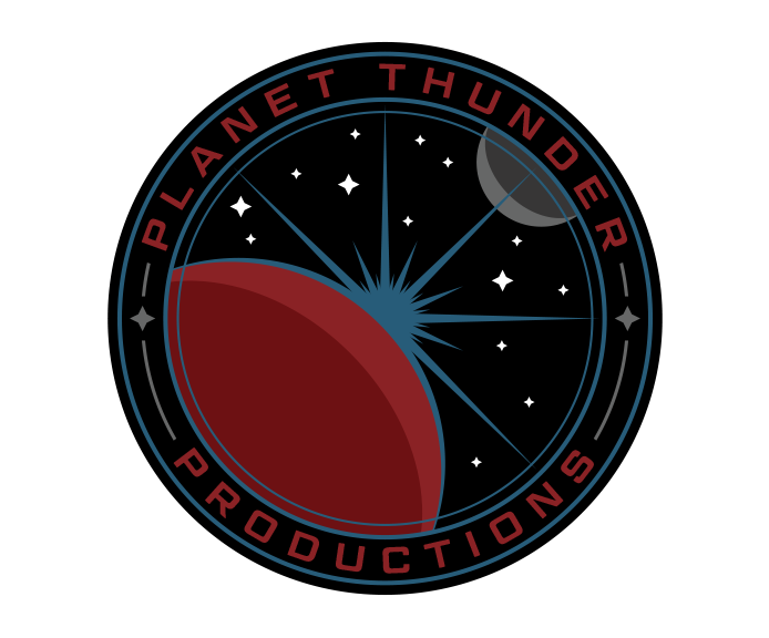Planet Thunder Shop Stop Logo