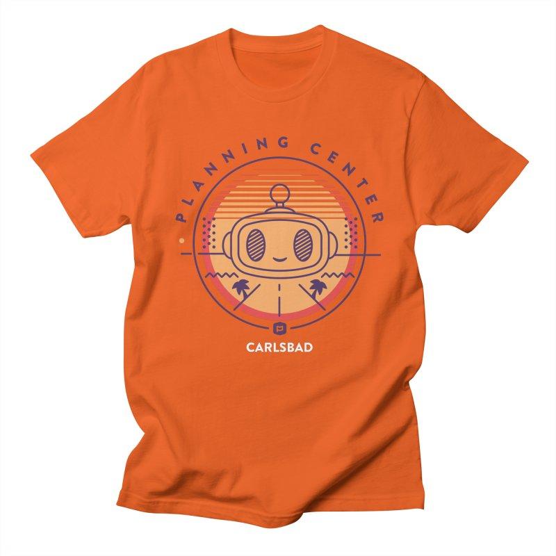 Planning Center Carlsbad No.1 Women's Regular Unisex T-Shirt by Planning Center Swag