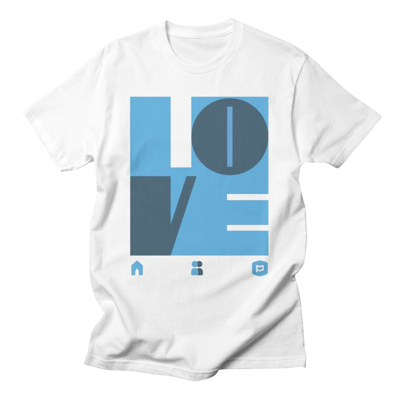 Love No.1 Men's T-Shirt by Planning Center Swag