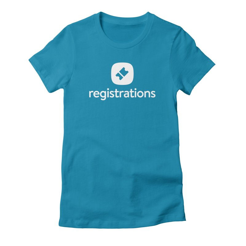 Registrations Tee Women's T-Shirt by Planning Center Swag