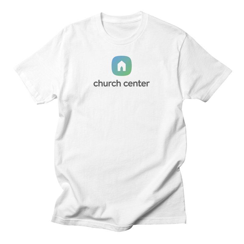 Church Center Tee Men's T-Shirt by Planning Center Swag