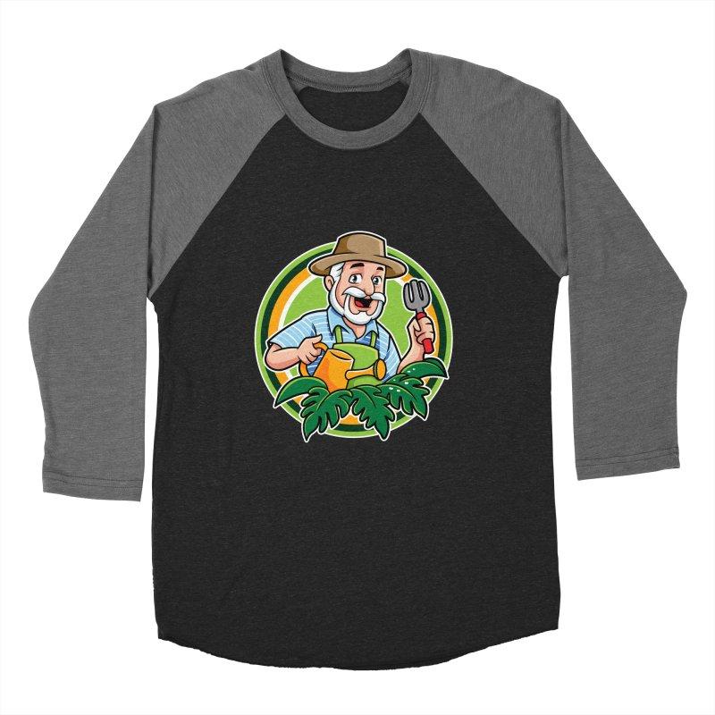 PLANTOPHILES LOGO GARDENER Women's Longsleeve T-Shirt by Plantophiles's Shop