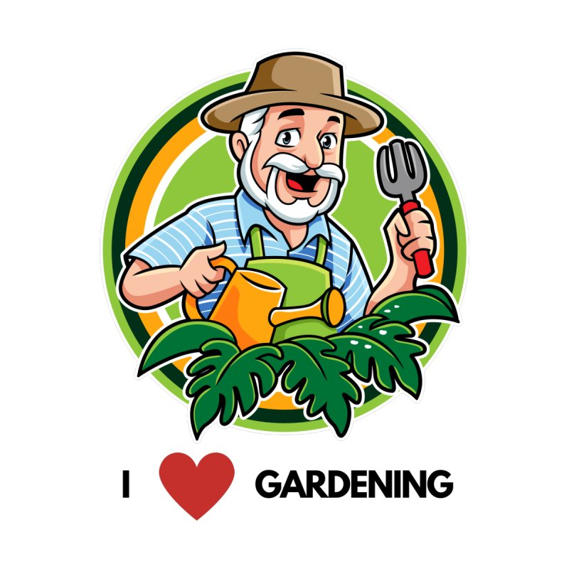 I LOVE GARDENING Accessories Skateboard by Plantophiles's Shop