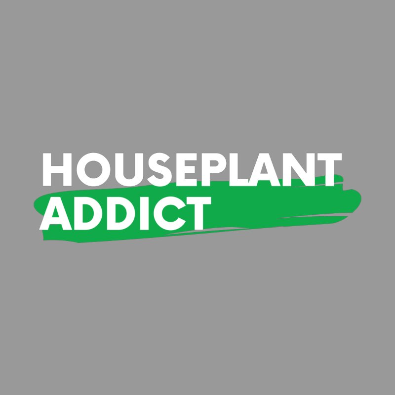 HOUSEPLANT ADDICT Men's Pullover Hoody by Plantophiles's Shop