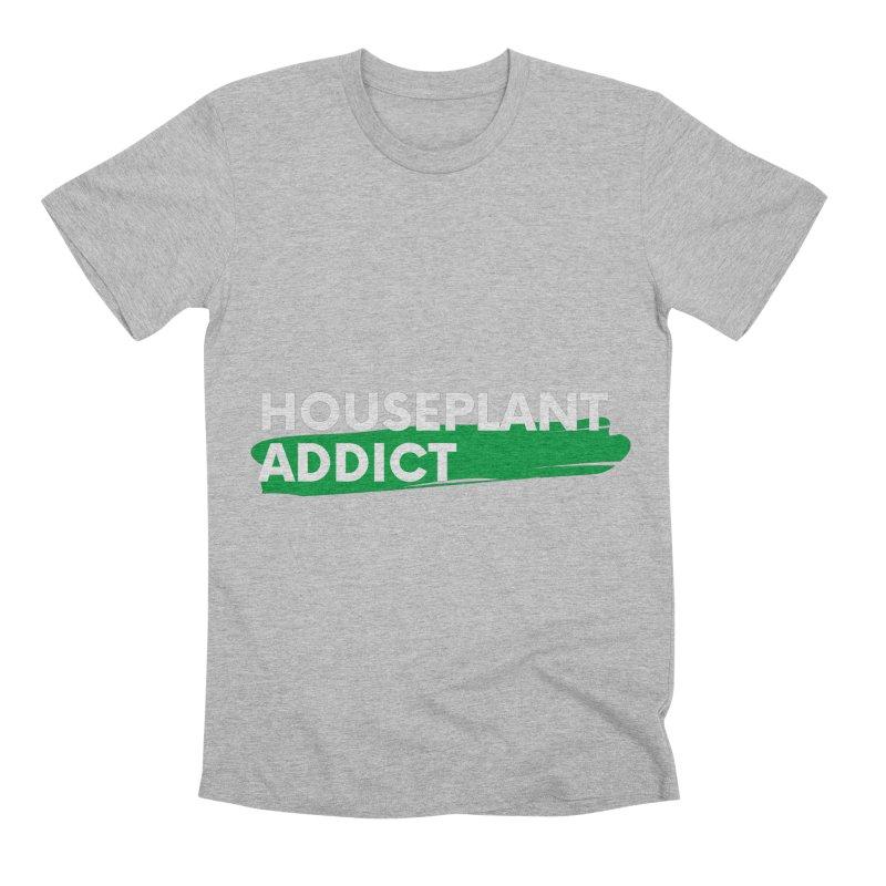 HOUSEPLANT ADDICT Men's T-Shirt by Plantophiles's Shop