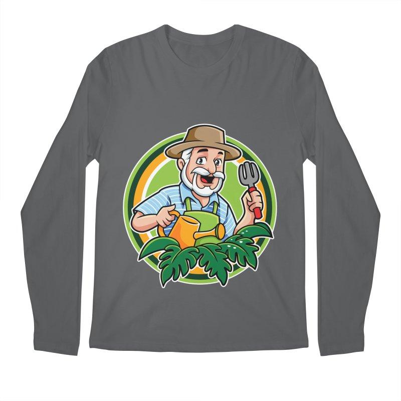 PLANTOPHILES Men's Longsleeve T-Shirt by Plantophiles's Shop