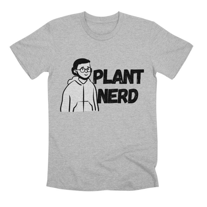 Plant Nerd Men's T-Shirt by Plantophiles's Shop