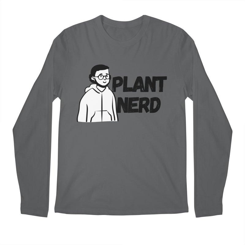 Plant Nerd Men's Longsleeve T-Shirt by Plantophiles's Shop