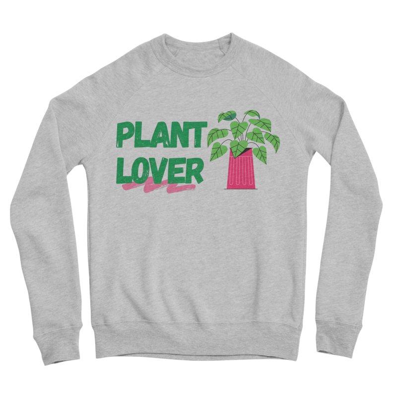 PLANT LOVER Men's Sweatshirt by Plantophiles's Shop