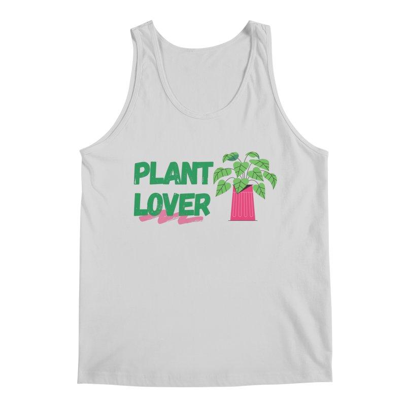 PLANT LOVER Men's Tank by Plantophiles's Shop