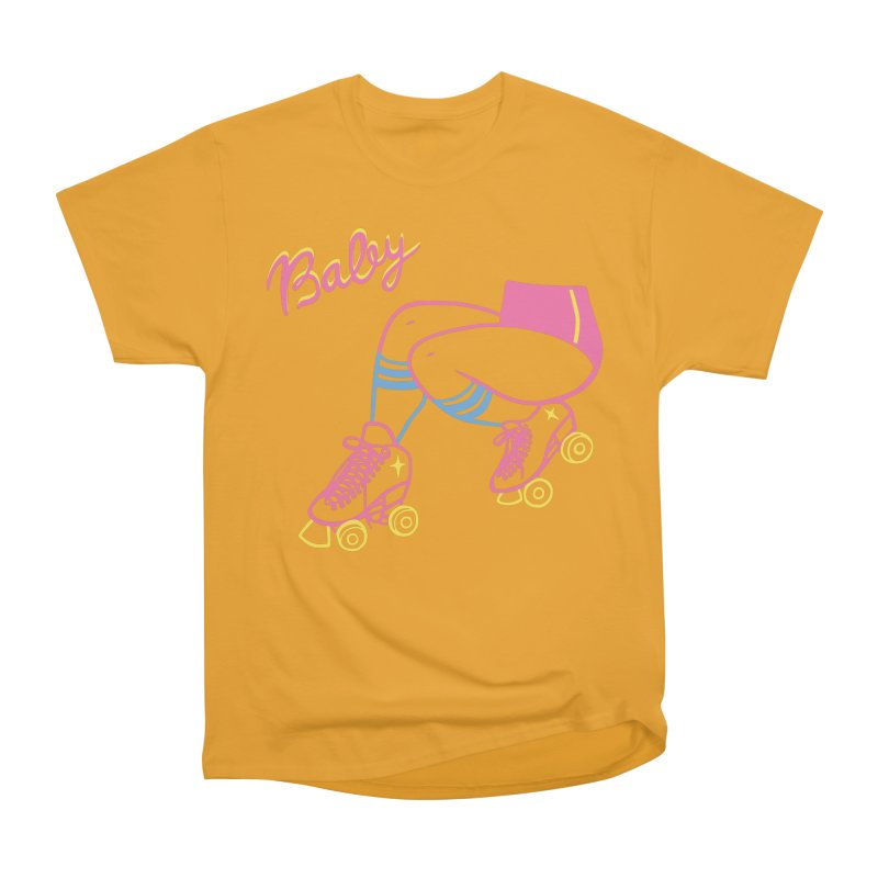 Baby Roller Men's T-Shirt by looks by primcess
