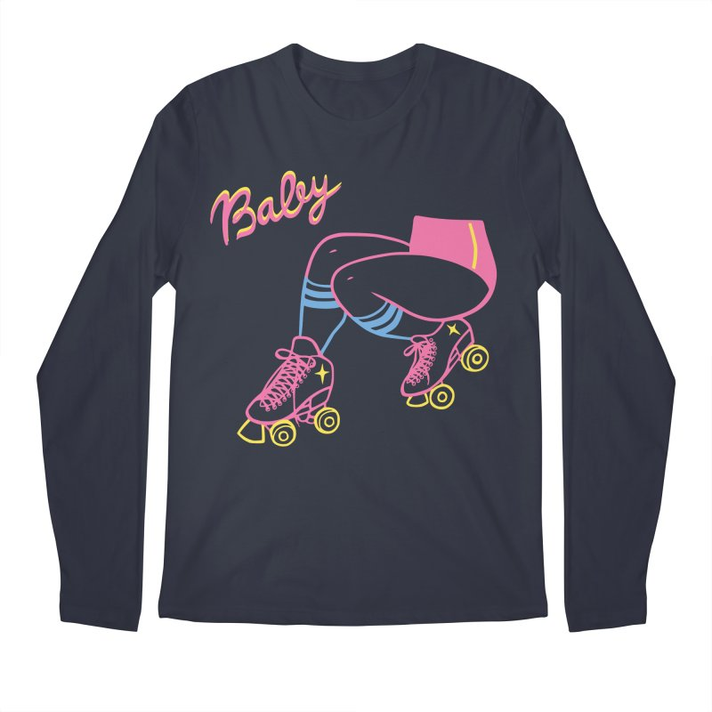 Baby Roller Men's Longsleeve T-Shirt by looks by primcess