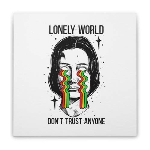 image for Lonely World