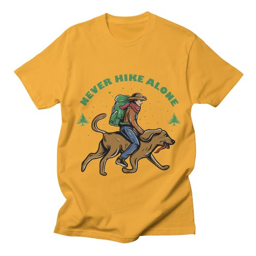 image for Never Hike Alone