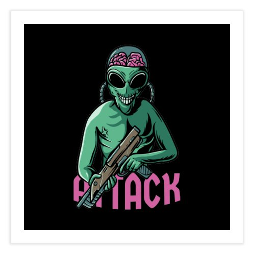 image for Alien Attack