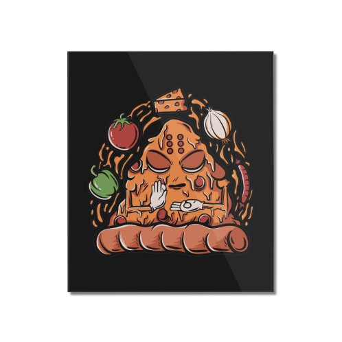 image for pizza buddha