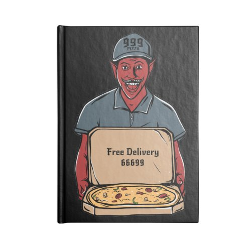 image for Pizza delivery man