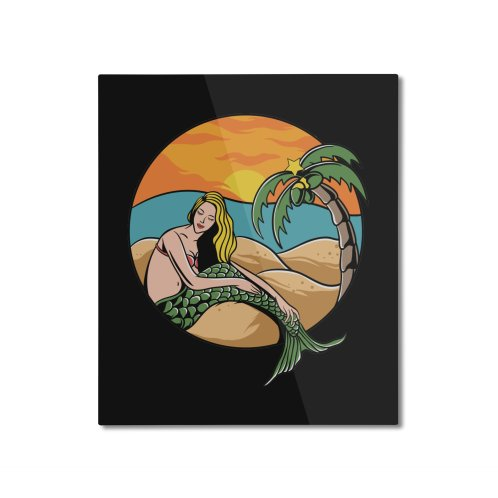 image for chillin mermaid