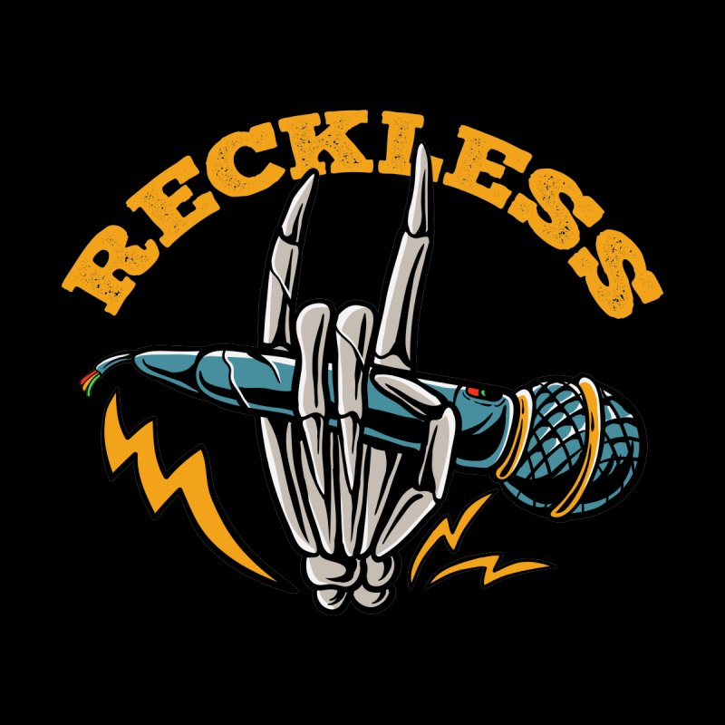 reckless Men's Longsleeve T-Shirt by plasticghost's Artist Shop