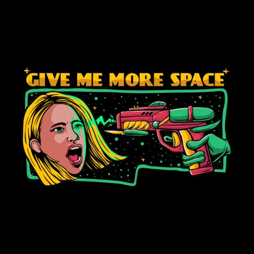 Design for Give me more space