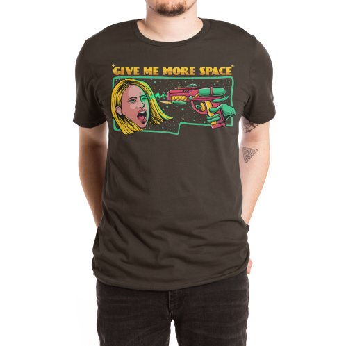 image for Give me more space