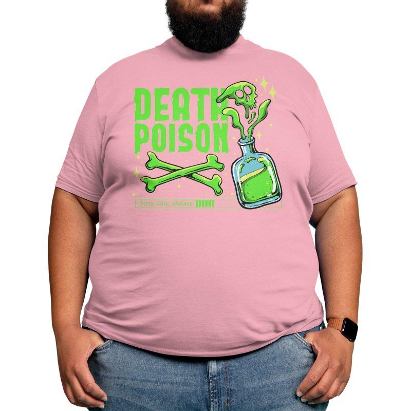 Death Poison Men's T-Shirt by plasticghost's Artist Shop
