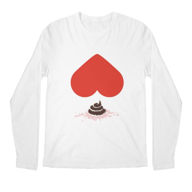 Fruit of Love Men's Longsleeve T-Shirt by playlab's Artist Shop