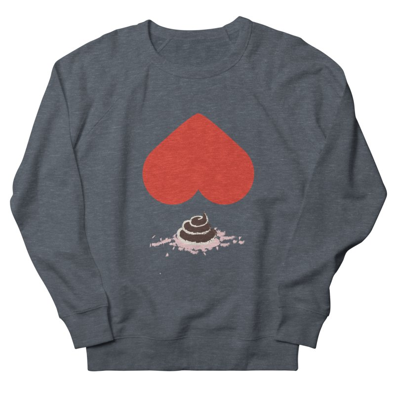 Fruit of Love Men's Sweatshirt by playlab's Artist Shop