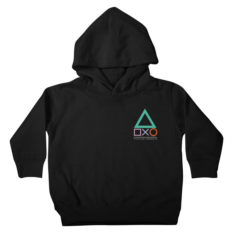 PSH Logo Kids Toddler Pullover Hoody by PlayStation Haven Gear