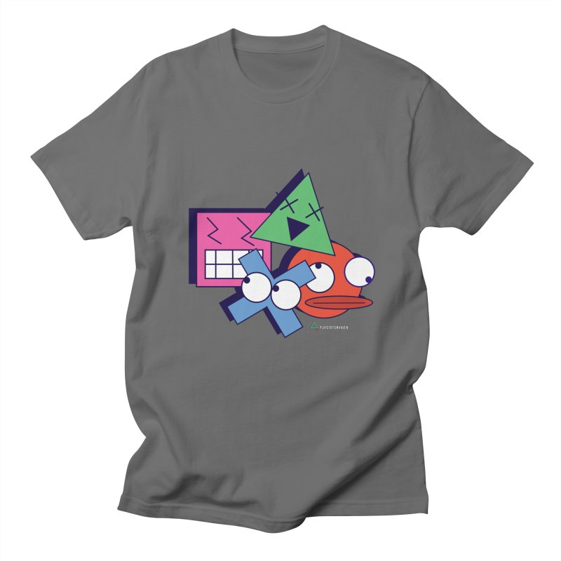PS Haven Buddies Men's T-Shirt by PlayStation Haven Gear