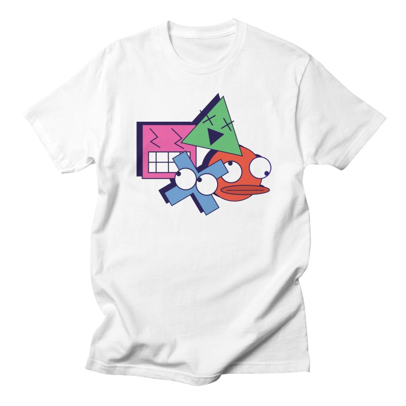 PlayStation Haven Buddies in Men's T-Shirt White by PlayStation Haven Gear
