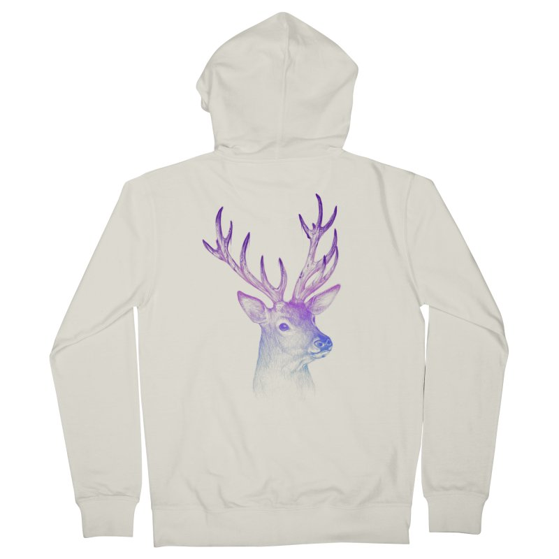 Inked Women's Zip-Up Hoody by plonker's Artist Shop