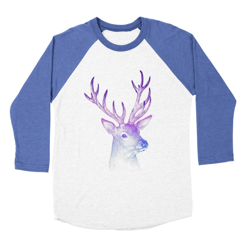 Inked Men's Baseball Triblend T-Shirt by plonker's Artist Shop