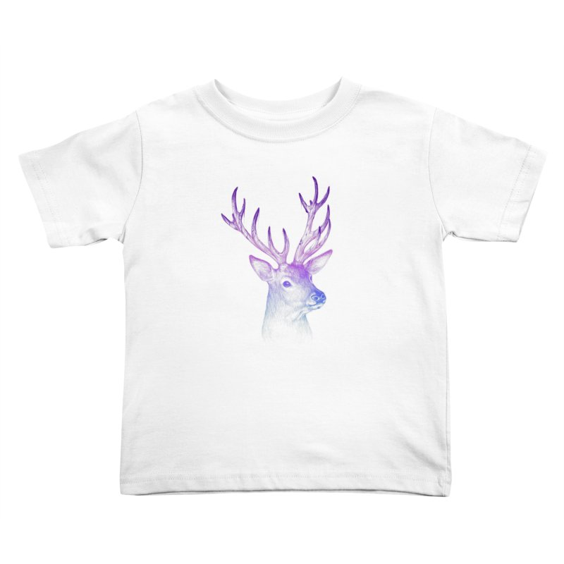 Inked Kids Toddler T-Shirt by plonker's Artist Shop