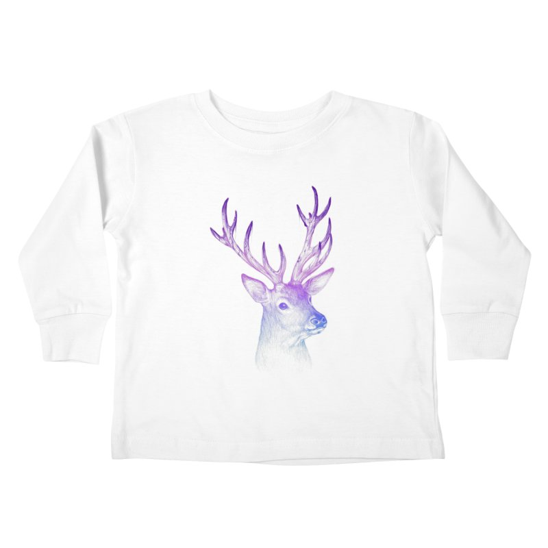 Inked Kids Toddler Longsleeve T-Shirt by plonker's Artist Shop