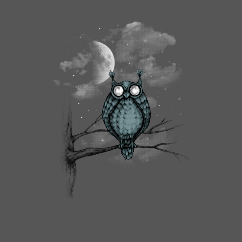 Night Owl None  by plonker's Artist Shop