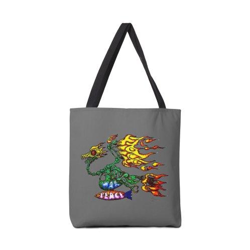 image for Dragon, Retro style anti war art by Ploppi.