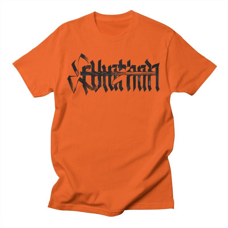 Leviathan Black Men's T-Shirt by pltnk